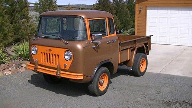 cab over jeeps for sale autos post. Black Bedroom Furniture Sets. Home Design Ideas