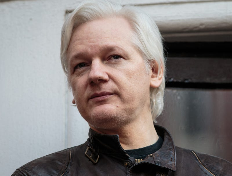 Illustration for article titled Experts Warn Prosecuting Assange Creates Slippery Slope To Where We Already Are