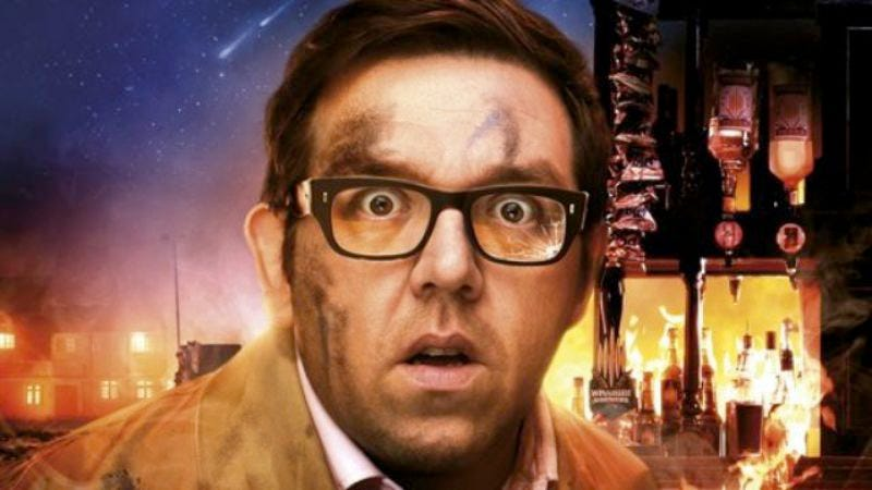 Illustration for article titled Nick Frost is again trying his hand at American TV