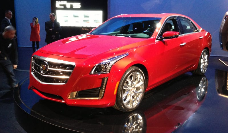 The 2014 Cadillac CTS Makes Me Say God Bless America