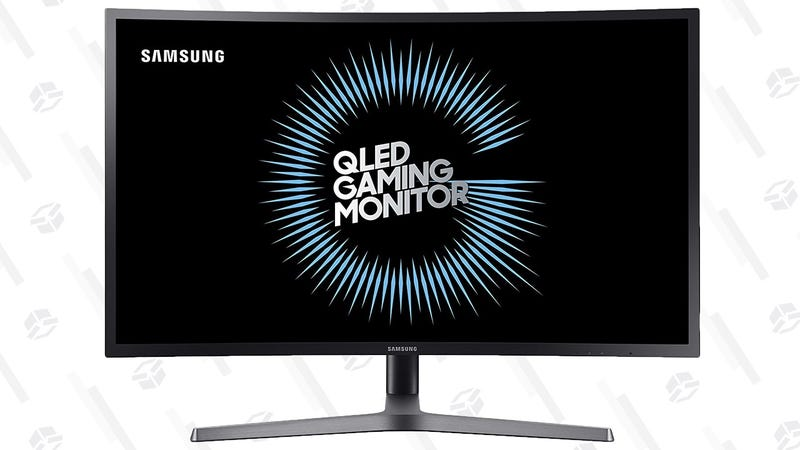 "32"" Curved QLED Gaming Monitor 