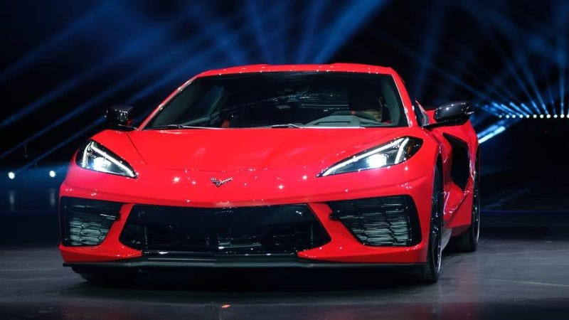 Illustration for article titled The 2020 Chevy C8 Corvette Will Start At $59,995