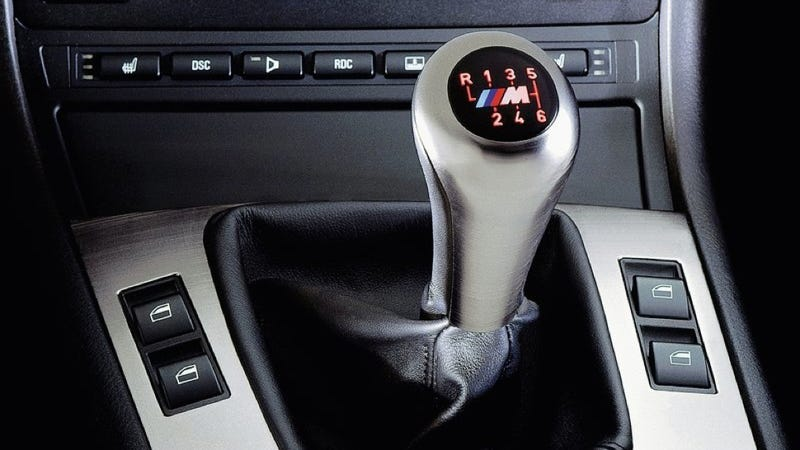 The BMW M2 Might Be Manual Transmission Only