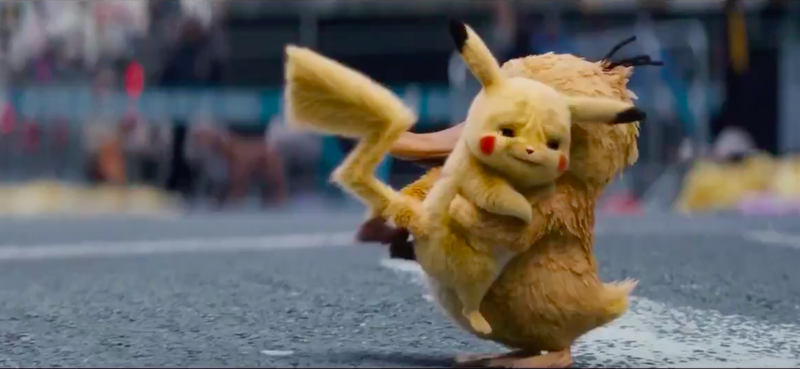 Illustration for article titled Detective Pikachu proves it's more than a meme in touching Earth Day trailer