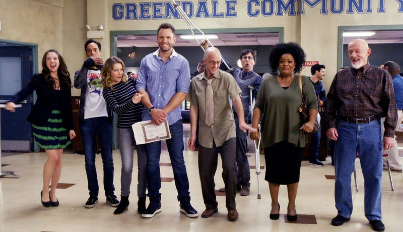 Illustration for article titled Community Will Return for a Sixth Season, Thanks to Yahoo