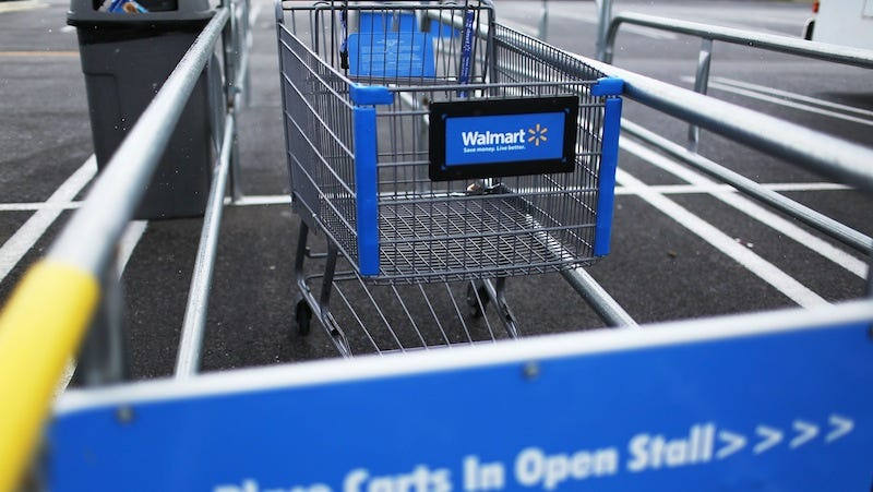Illustration for article titled Walmart Employee Fired for Redeeming $2 Worth of Empty Cans Left in Cart