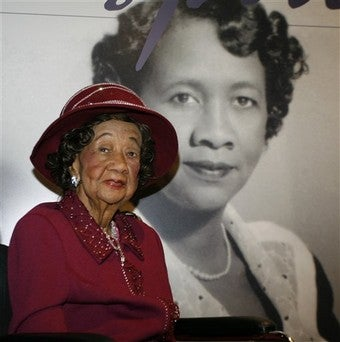 "Illustration for article titled ""A Hero To So Many Americans"": Remembering Dorothy Height"