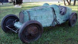 Illustration for article titled Hate Light Bugattis? Get a Bronze Type 35 For $45,000