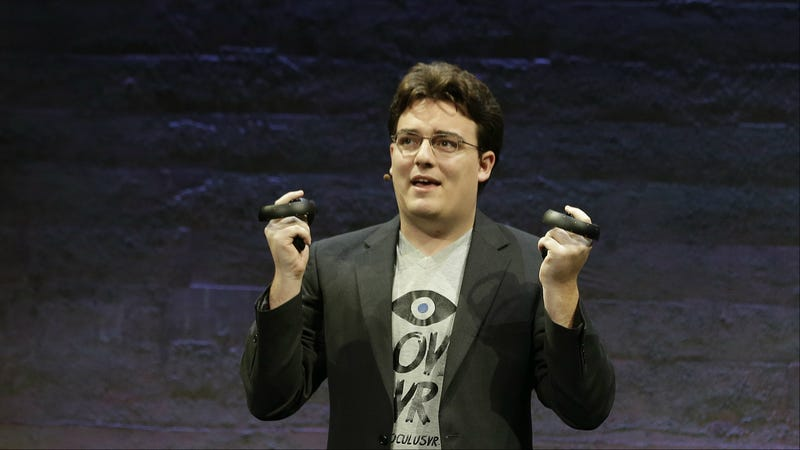 Palmer Luckey (AP Images)
