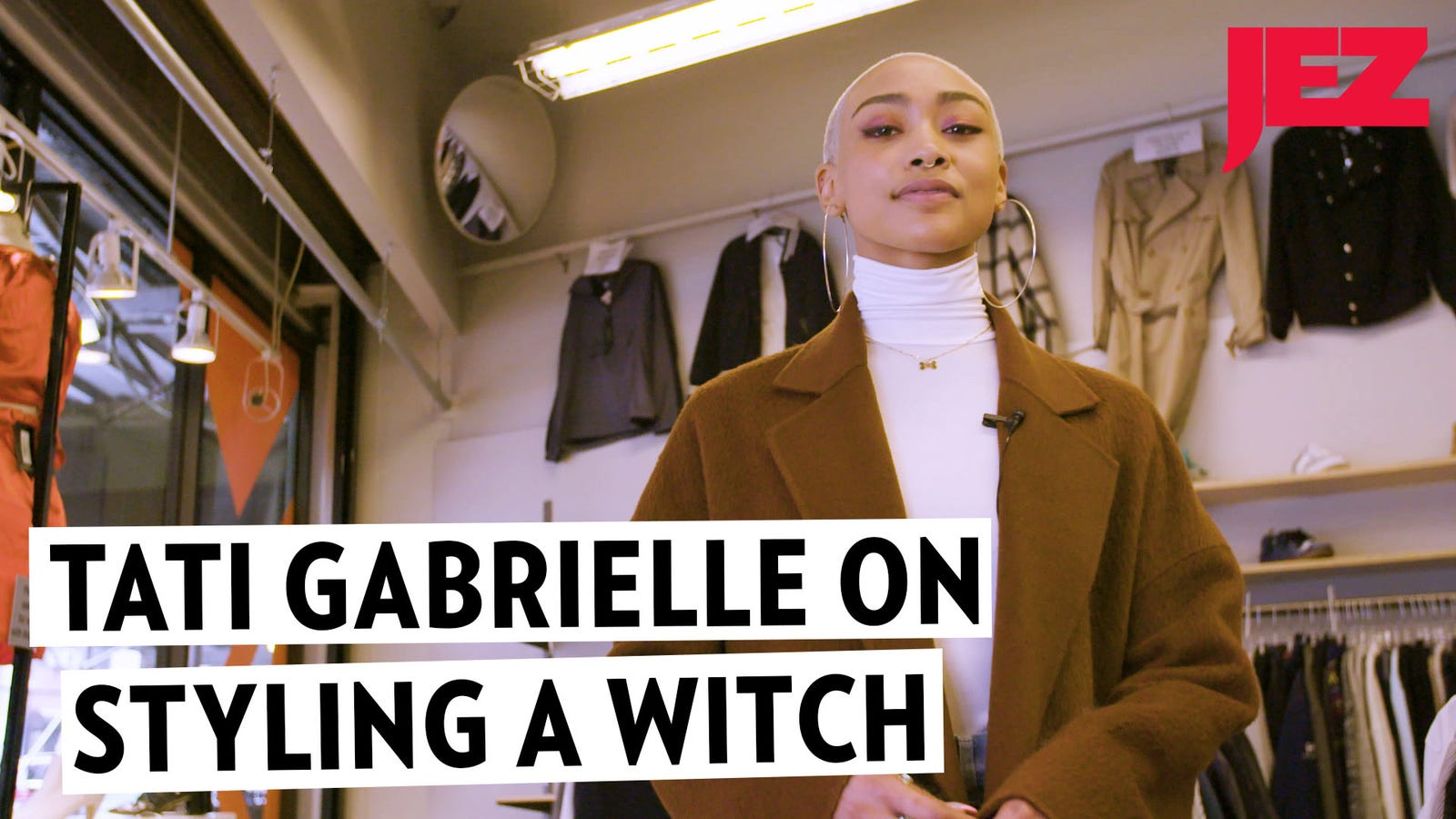 Tati Gabrielle Is the Best-Dressed Witch in the Game