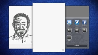 Illustration for article titled Ink Is a Quick Loading and Simple Sketchpad for Fast Idea Capture