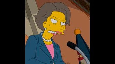 """The Simpsons: """"Opposites A-Frack"""""""