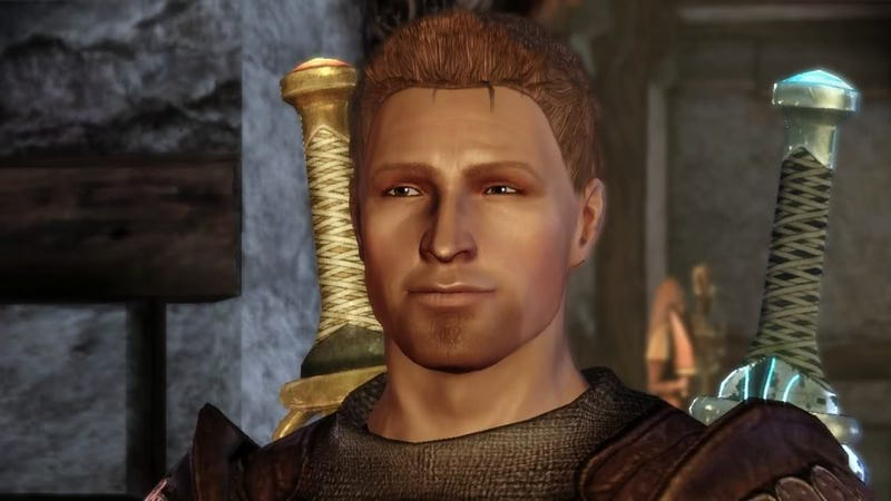 Illustration for article titled It's Canon: Alistair Became King in Dragon Age: Origins