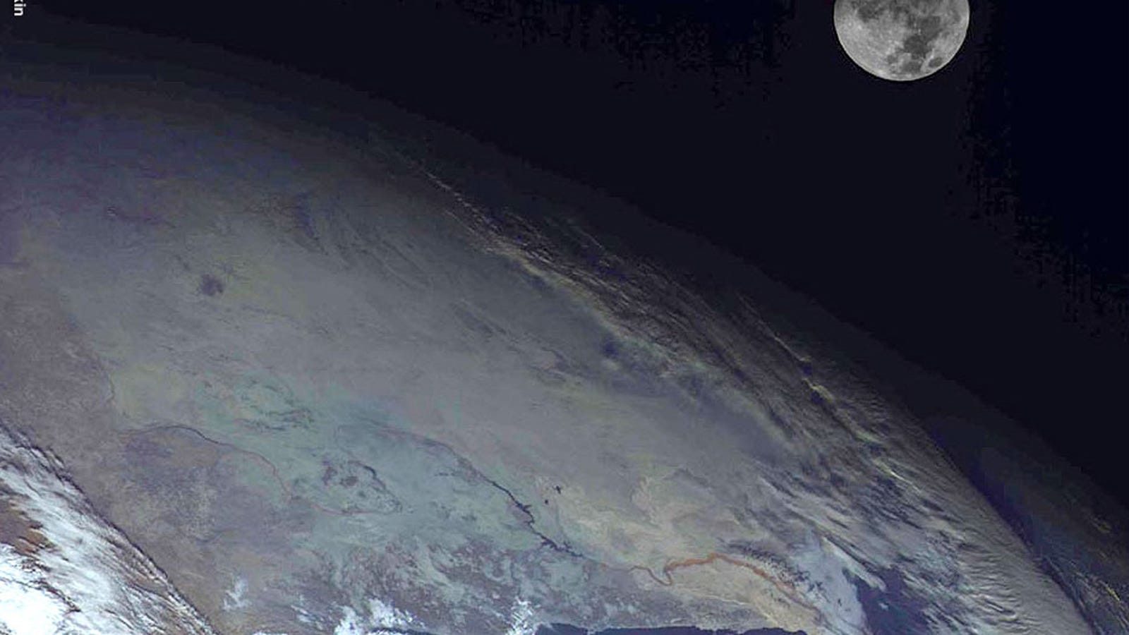 Why Do These Breathtaking Russian Images Of Earth Look So