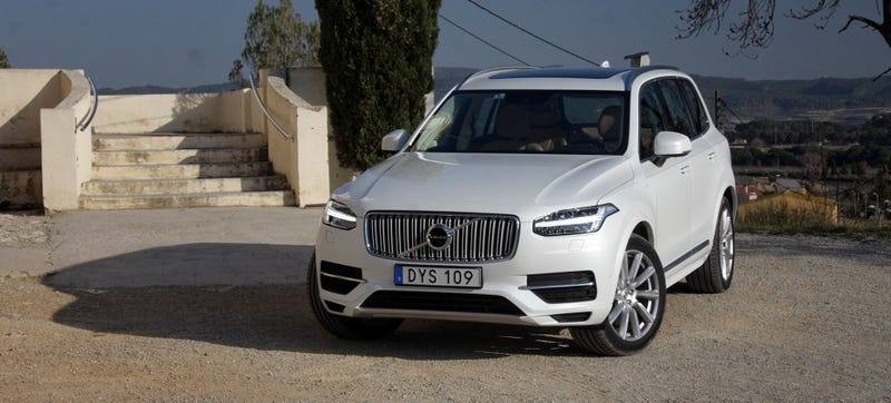 Illustration for article titled 2016 Volvo XC90: Why This Is Sweden's Most Important Car In Years