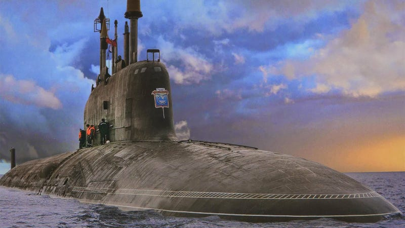 Illustration for article titled The Sub That Took Russia 20 Years to Build Is Finally Ready