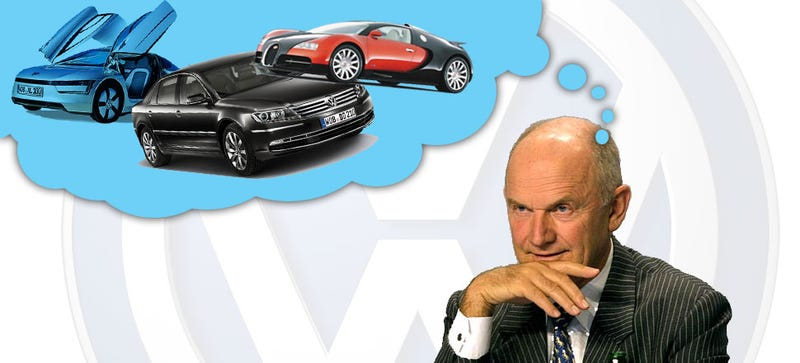 Illustration for article titled The Mad Genius Of VW's Former Chairman And His Legacy Of Audacious Cars