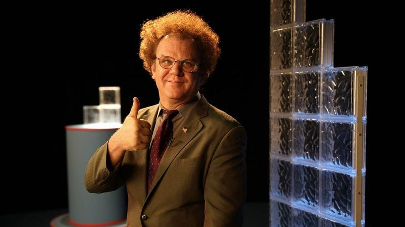 Photo: Check It Out! With Dr. Steve Brule (Adult Swim)