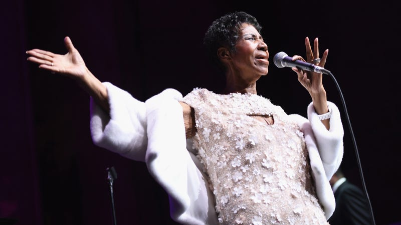 """Illustration for article titled The world of music paid tribute to the Queen of Soul at Aretha Franklin's """"Celebration Of Life"""""""