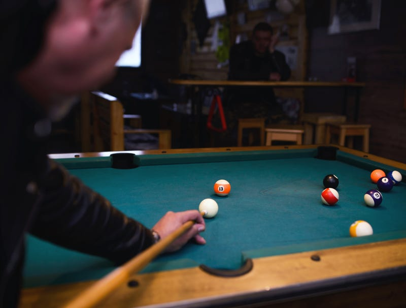 Illustration for article titled Report: You In The Way Of Billiards Game