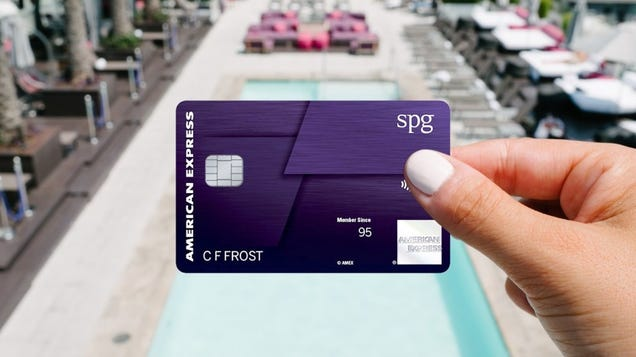 The SPG Luxury Card May Be the King of Hotel Cards, At Least Until October 31