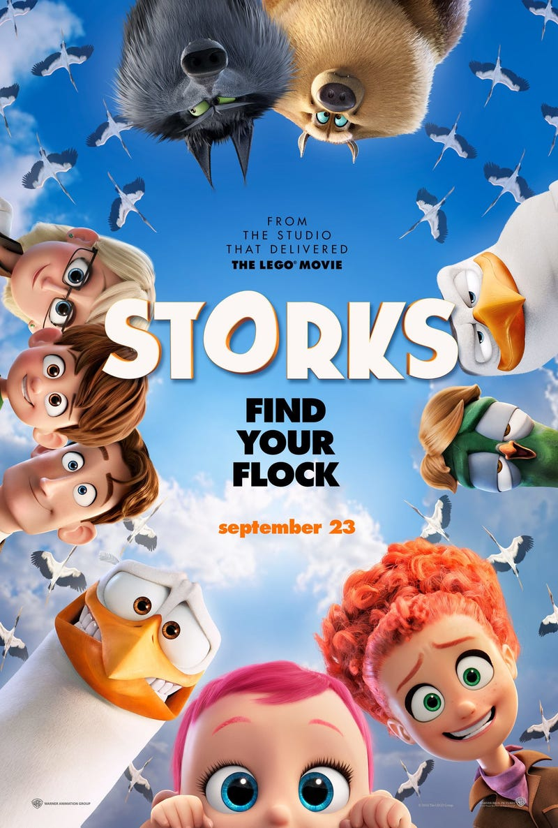 Illustration for article titled STORKS 2016 MOVIE COUNTER