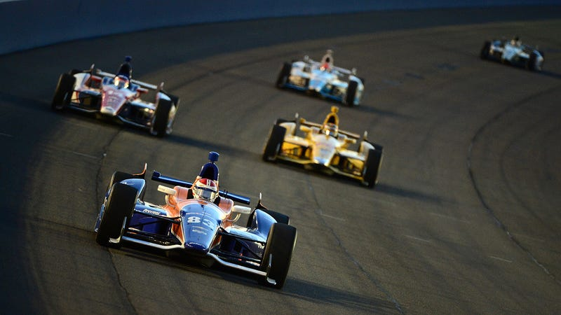 Illustration for article titled IndyCar Didn't Even Know Brazil Was Canceling Its Season Opener