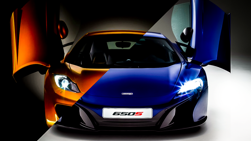 Illustration for article titled Make The McLaren 12C Look Better, Go Faster Than The 650S For $100K Less