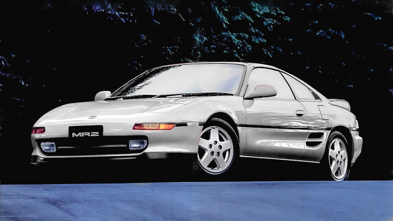 Illustration for article titled This Cheap Toyota MR2 Turbo Is The Appreciating Classic You've Been Waiting For