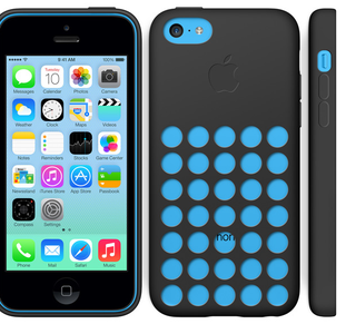 Illustration for article titled I think that i'm going to get a blue Iphone 5c for my next phone.