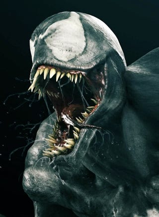 Illustration for article titled Seabiscuit Director Turns Venom Into A Lovable Rogue