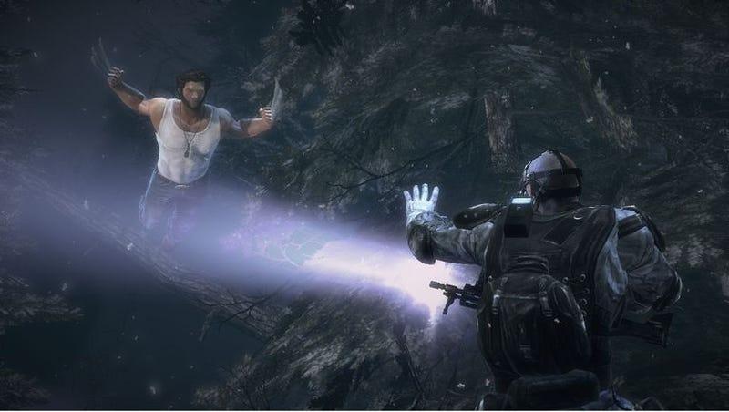Illustration for article titled X-Men Origins: Wolverine Hands-On