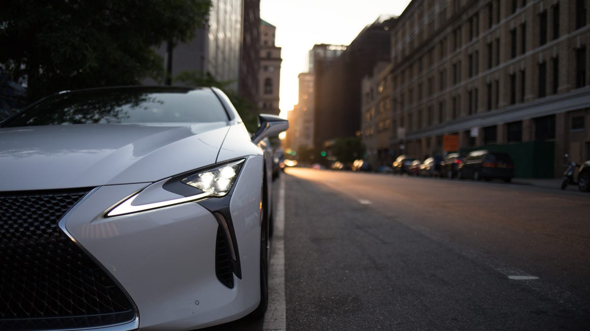The 2018 Lexus Lc 500 Is A V8 Spaceship That Doesnt Care About Urgently Needed Wiring Diagrams Club Forums Todays Car Trends