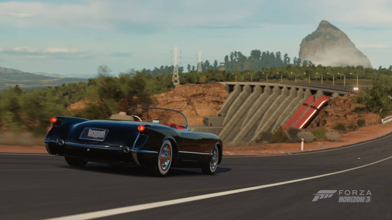 Illustration for article titled Forza Horizon 3 Photography