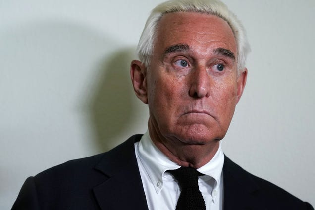 Roger Stone Arrested by FBI For Obstruction and Lying About WikiLeaks Contacts