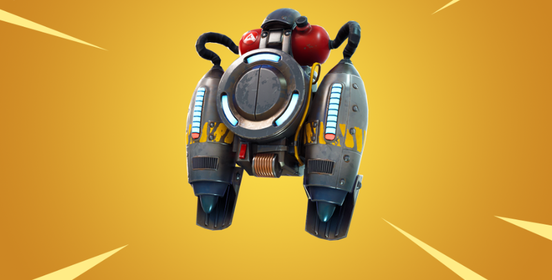 Illustration for article titled Fortnite Players Are Showing Off With The New Jetpack
