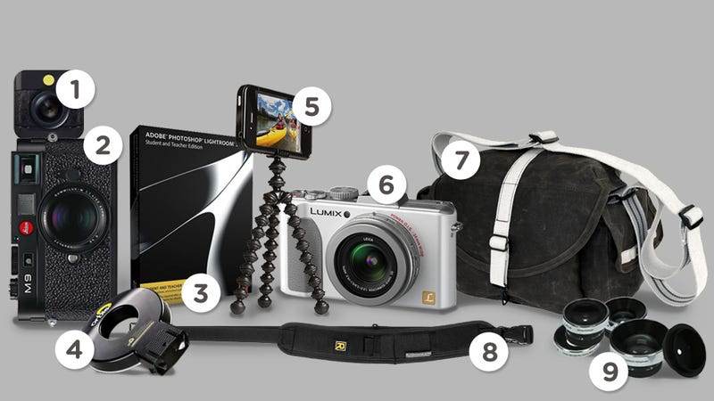 Illustration for article titled Guaranteed Awesome Gifts for the Would-Be Photographer