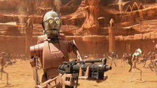 Does George Lucas Hate Metal People?