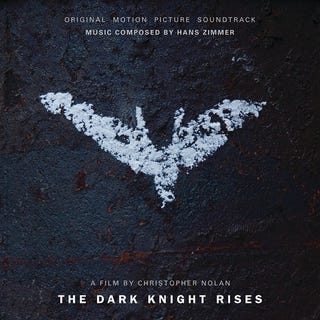 Illustration for article titled The Dark Knight Rises OST Cover
