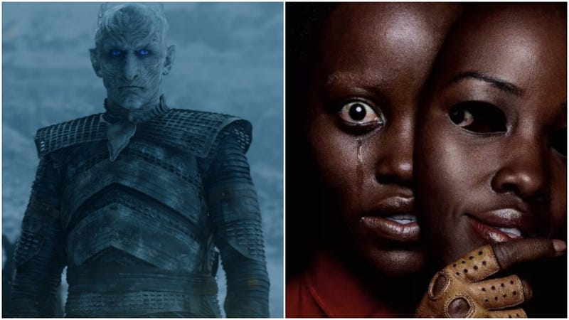 Illustration for article titled The White Walkers and Us' Tethered aren't so different, says Lupita Nyong'o
