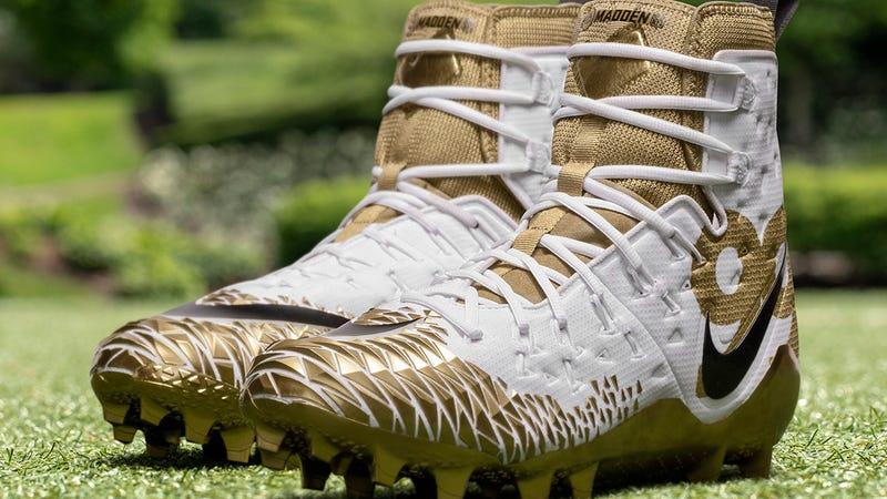 Illustration for article titled Madden's 99-Rated Players Got Some Sweet Cleats