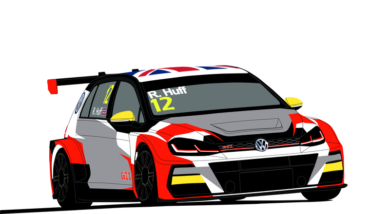 Illustration for article titled VW TCR