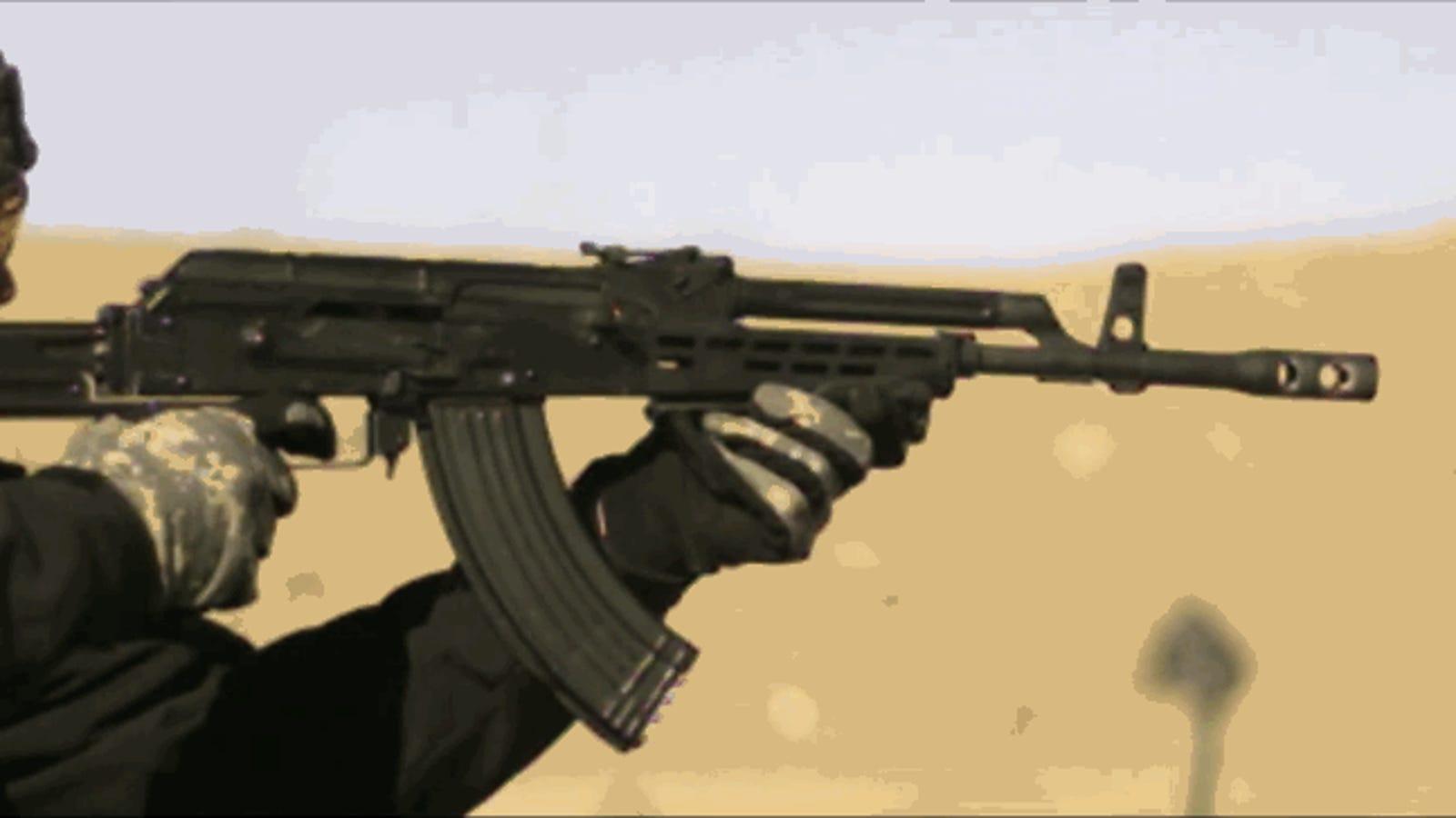 Así de fácil se puede conseguir o modificar un arma en