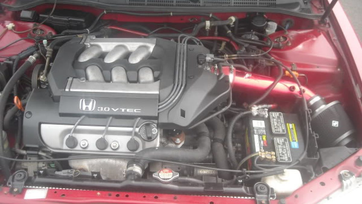 How To Make The Honda Accord V6 All Kinds Of Awesome 1999 Coupe