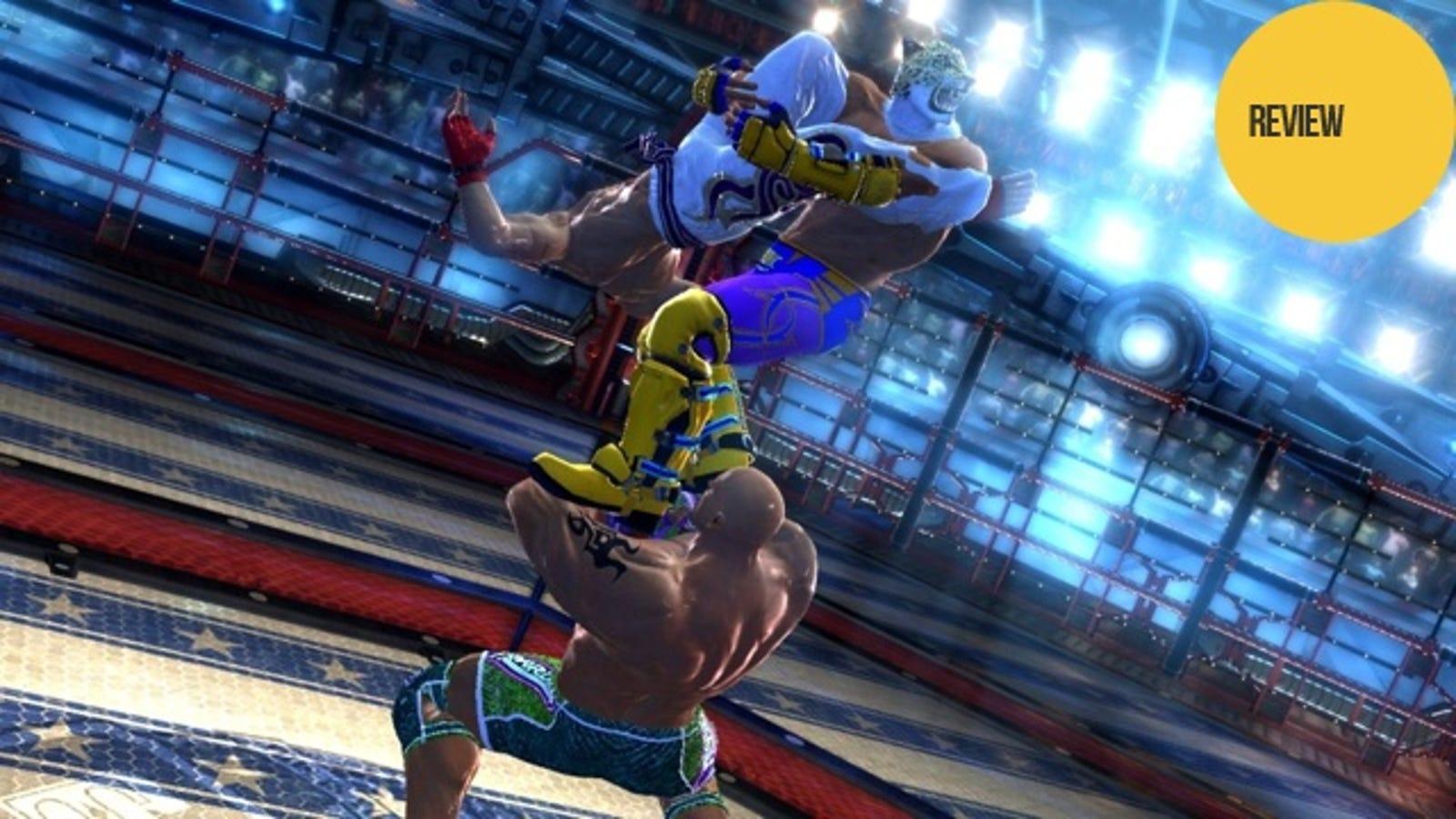 Tekken tag tournament 2 the kotaku review