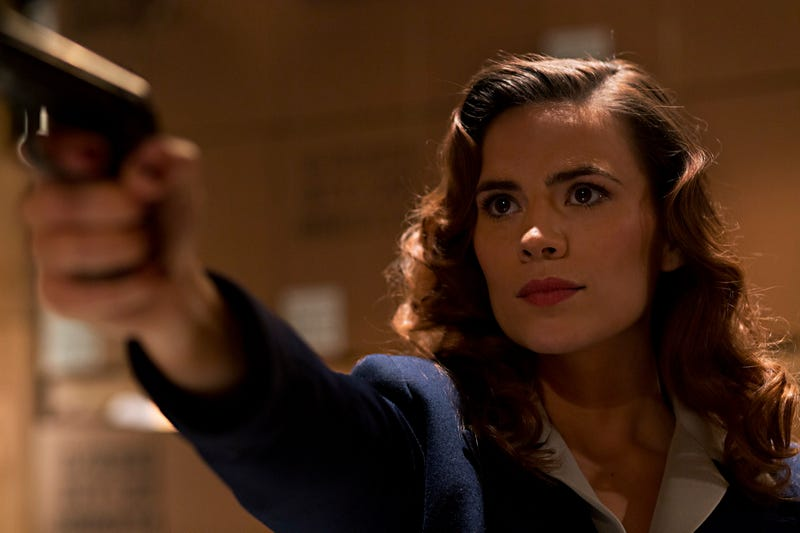 Illustration for article titled AGENT CARTER HAS BEEN RENEWED!!!