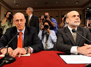 Illustration for article titled We Ain't Gonna Take It, And Paulson And Bernanke Ain't Gonna Get It
