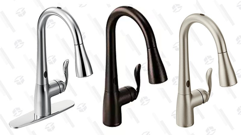 Moen Motionsense Faucets | Amazon