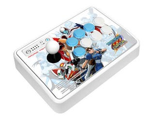 Illustration for article titled Tatsunoko Vs. Capcom Stick Now Available For Preorder
