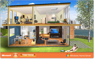 Illustration for article titled Windows Home Server Interactive Demo